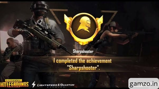 """Pubg mobile: claim the hardest achievement """"sharpshooter"""" 