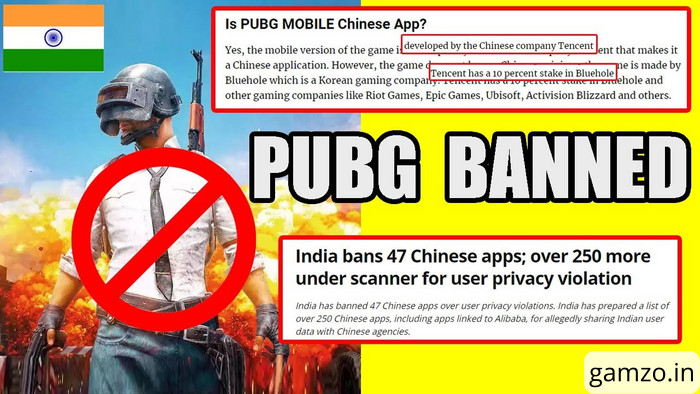 Is pubg ban in india? | boycott chinese games | nightmare for gamers | 275 apps in radar