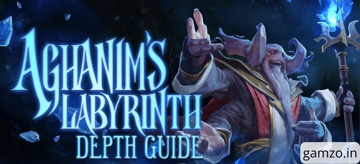 Aghanim's labyrinth guide
