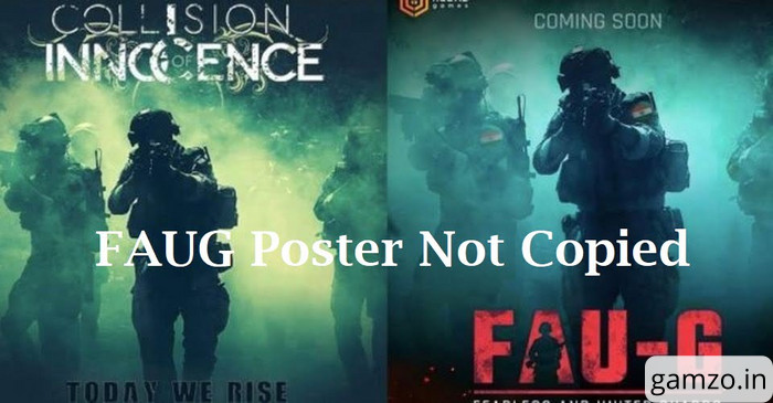 Famous FAUG Poster Not Copied | nCore Dismisses Every Allegation For Original Poster