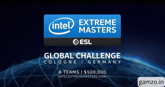 CSGO LAN Tournament IEM Global Challenge poster