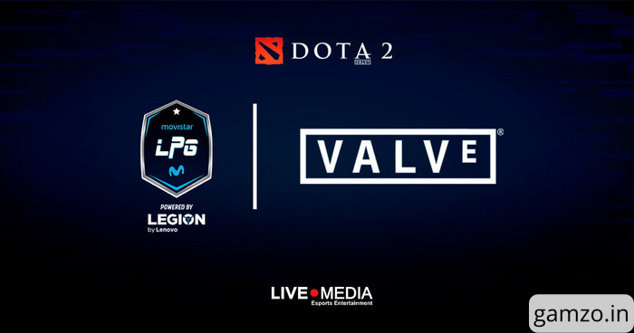 Liga pro gaming league dota 2 valve