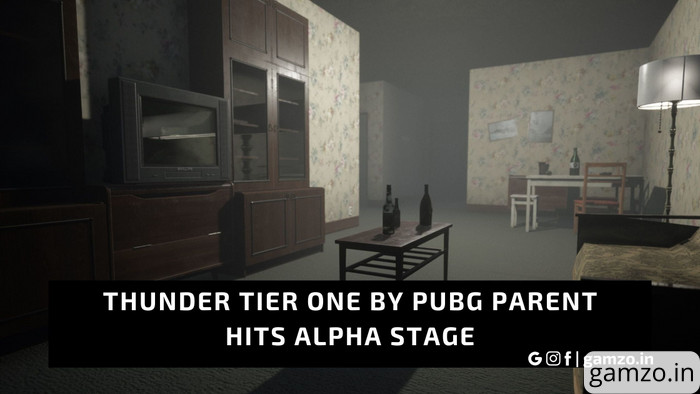 Thunder tier one by pubg parent hits alpha stage