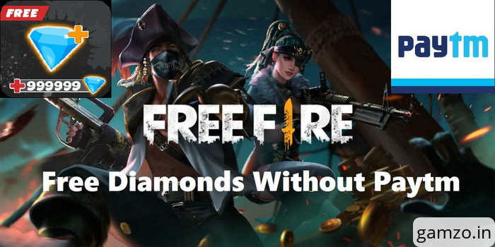 How to get free diamonds in free fire | complete process without paytm