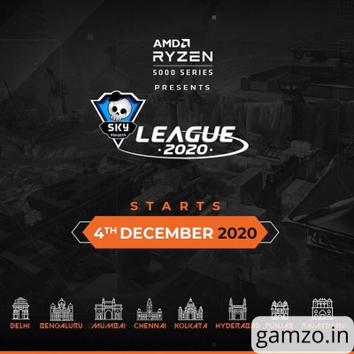 Skyesports League 2020 will have a LAN event in Delhi?