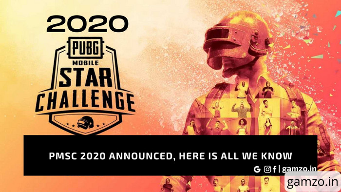Pmsc 2020 has been announced, here is all we know