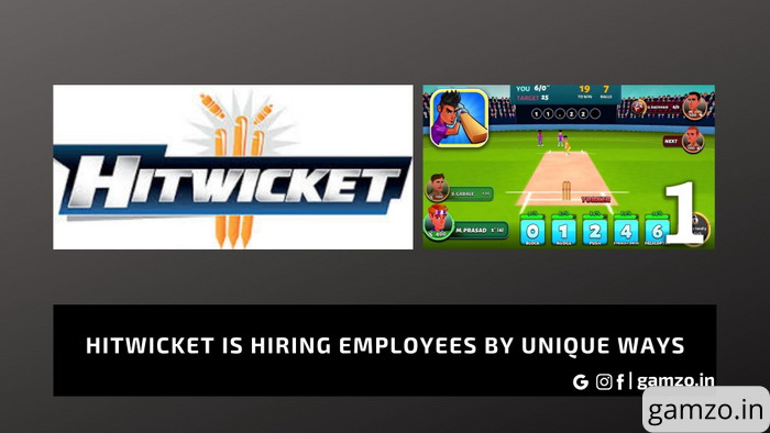 Hitwicket is hiring employees with new methods | apply today!