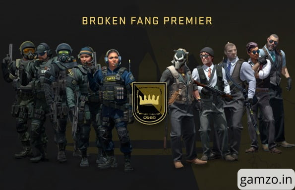 New cs:go operation: broken fang released