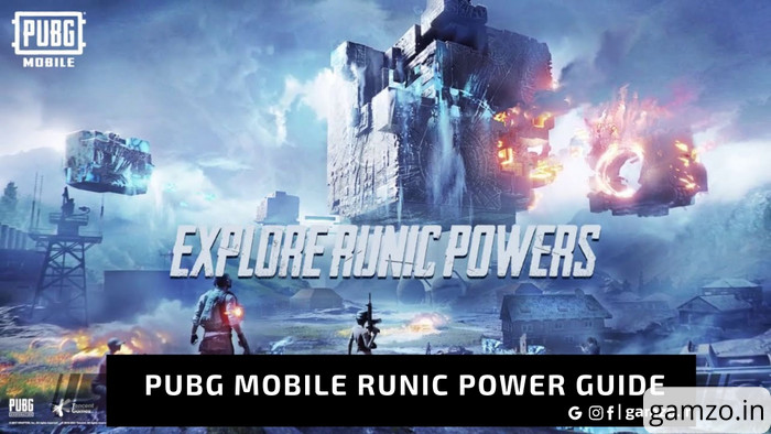 Pubg mobile runic power guide | learn every detail about 3 rune powers