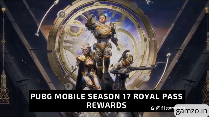 Pubg mobile season 17 royal pass rewards