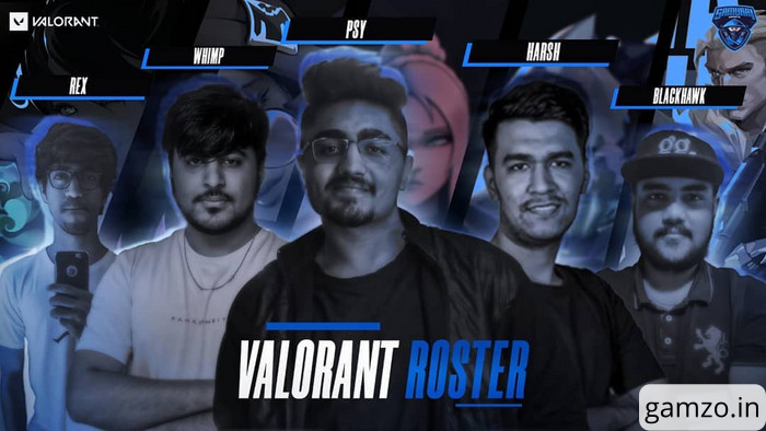 Samurai esports debuts in valorant, signs psy & co
