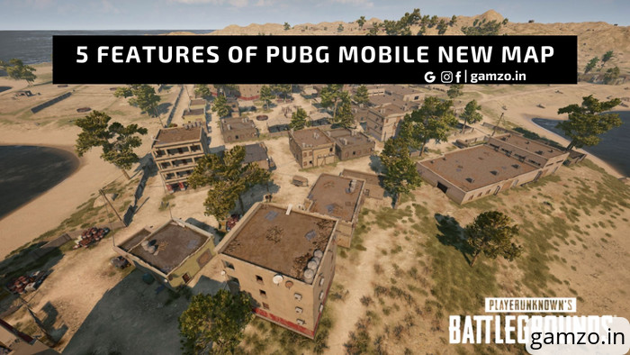 Pubg mobile new map in 1. 3 update | 5 features about it