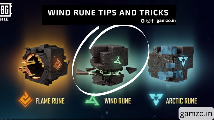 4 runic power tips and tricks- wind rune