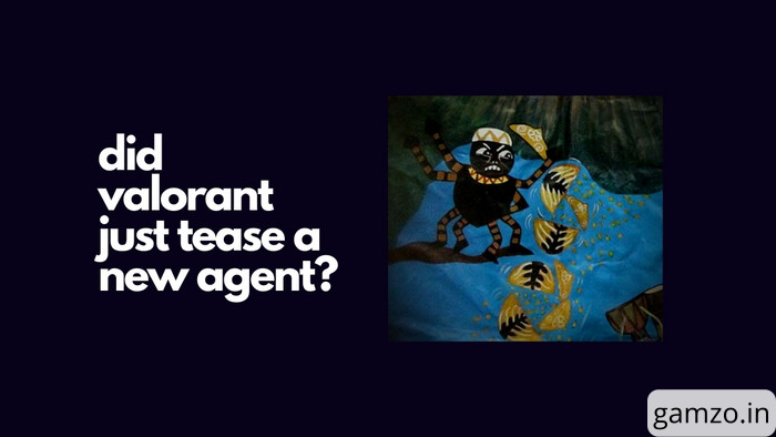 Was the next valorant agent (8 or 16) just teased?