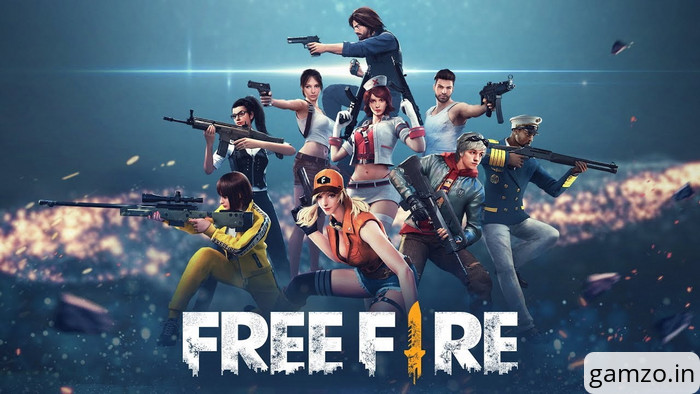 Which are the best guns in free fire 2021, february