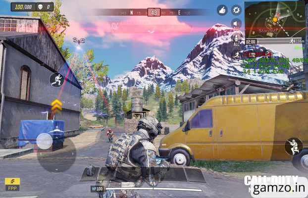 Call of duty mobile battle royale: major problems
