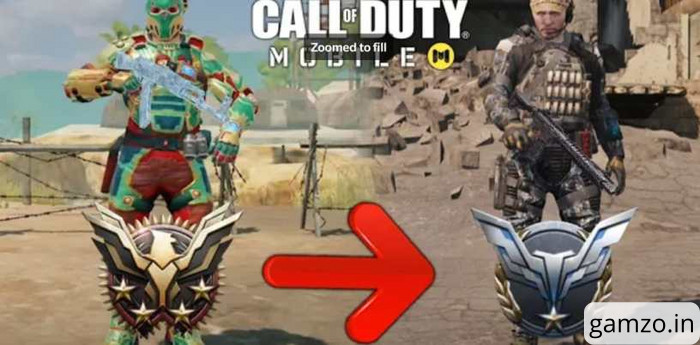 When does the rank reset in cod mobile?
