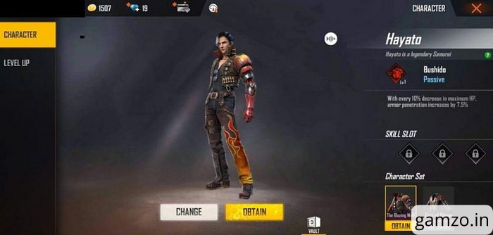 Free fire: which character is better for ranked in march 2021, moco vs hayato?