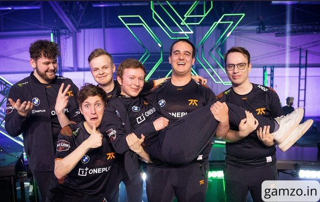 Fnatic take out nuturn gaming in the lower finals of vct masters 2