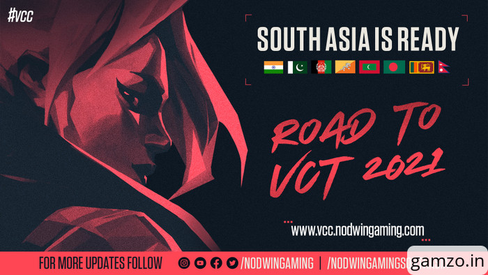India & south asia to get a shot at apac lcq (last chance qualifiers) for valorant champions
