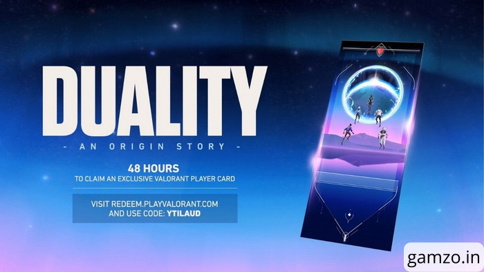 Relax, you can now redeem duality player card anytime