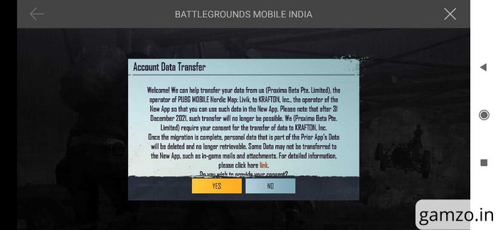 [bgmi] how to transfer pubg account to bgmi google play, the easy way?