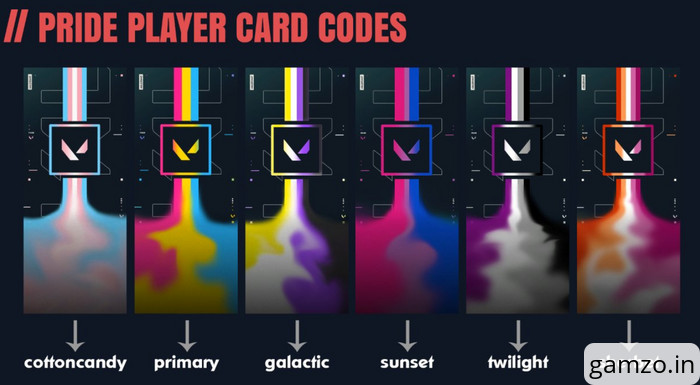[codes revealed] how to get the valorant pride player cards?