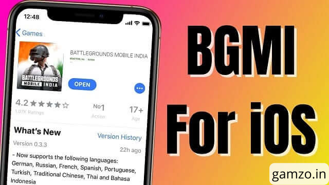 Bgmi ios version to release on 24 july: sources