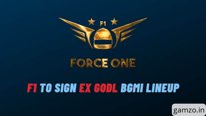 Force one esports to sign smokie, rayed, vamp, bopedope for their bgmi roster
