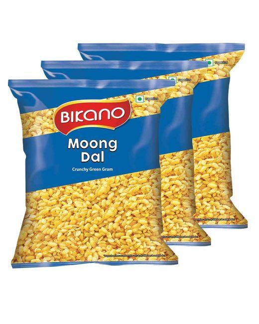 Bikano Moong Dal (400 gm, Pack of 3)