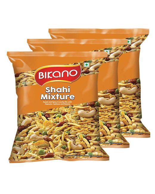 Bikano Shahi Namkeen Mixture (400 gm, Pack of 3)