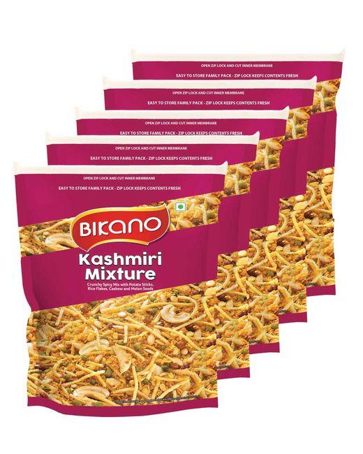 Bikano Kashmiri Mixture 200 gm (pack of 5)