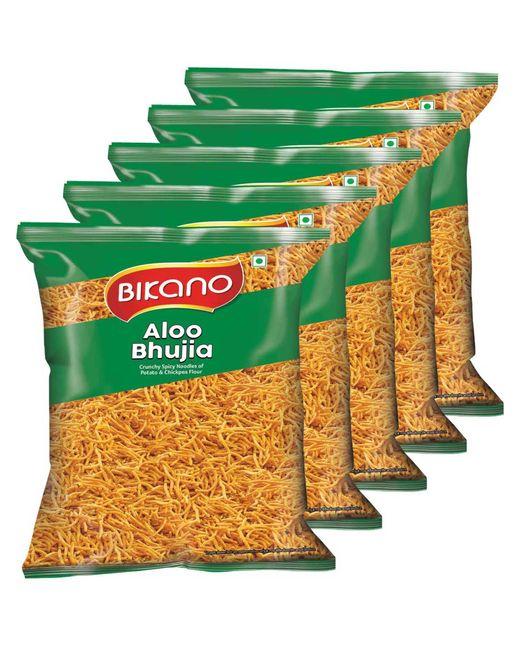 Bikano Aloo Bhujia Sev (200, Pack of 5)