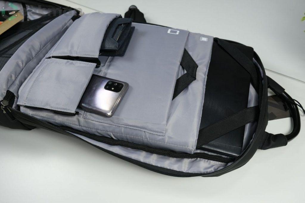 Nayo Smart Almighty laptop pocket