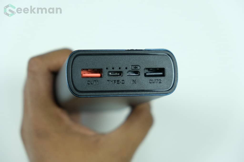Syska P2024J Power Bank