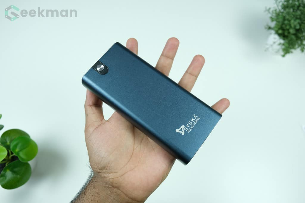 Syska Power Bank P2024J