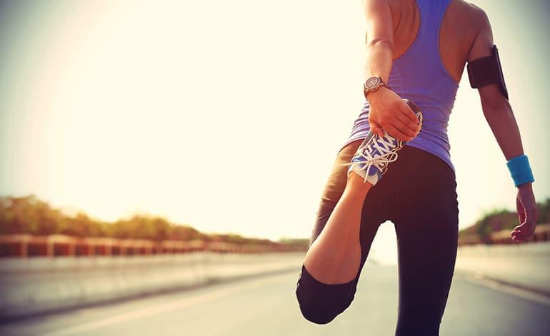 hidup sehat dengan olahraga teratur