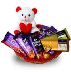 Chocolates Teddy