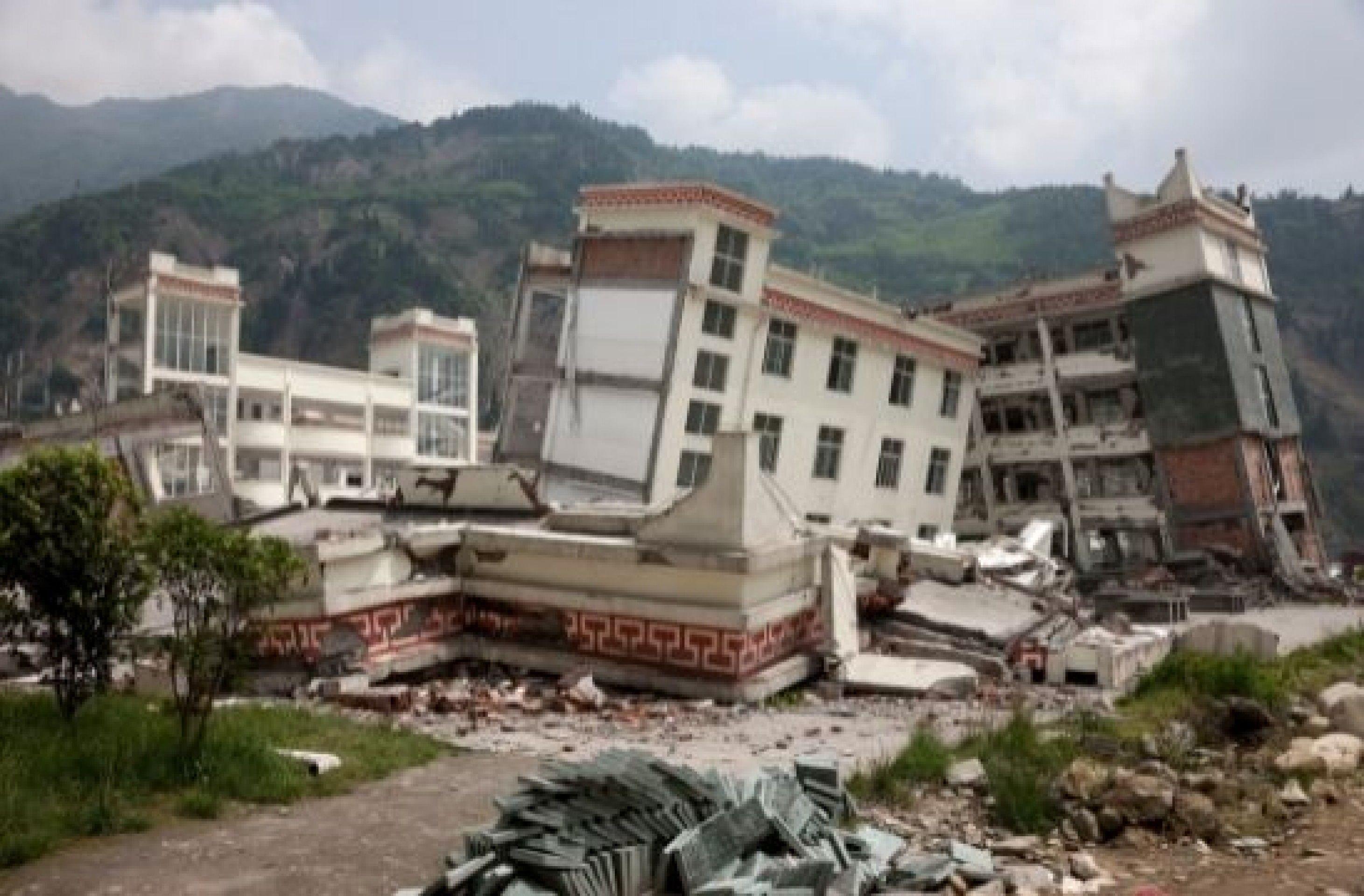 Earthquake Survival: What To Do During A Quake?