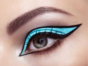 Eye makeup safety - Eyeliner