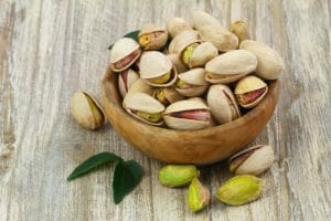 Nuts and eye health - Pistachios