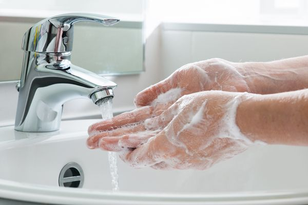 To prevent Conjunctivitis, wash your hands