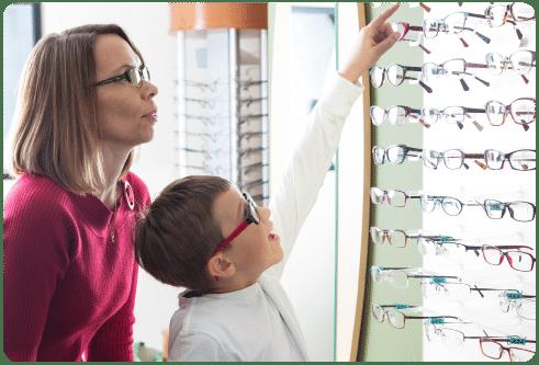 Children's Eyeglass Frames