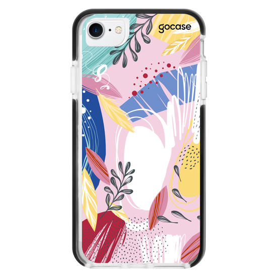 Abstract Colors Phone Case