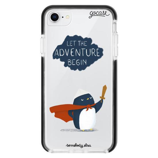 Adventure Begin Phone Case