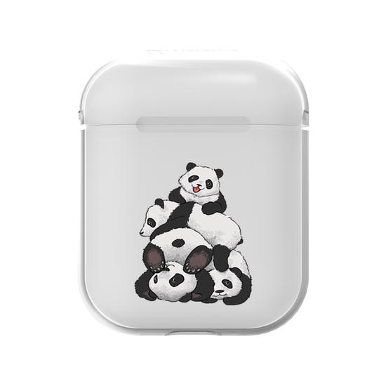AirPods Case - Cute Pandas