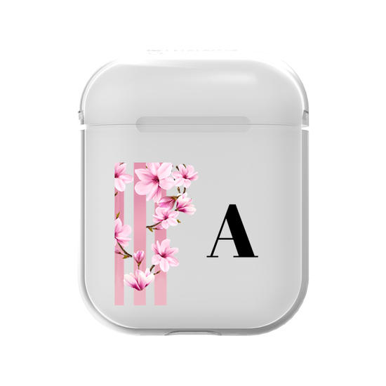 AirPods Case - Floral Lines