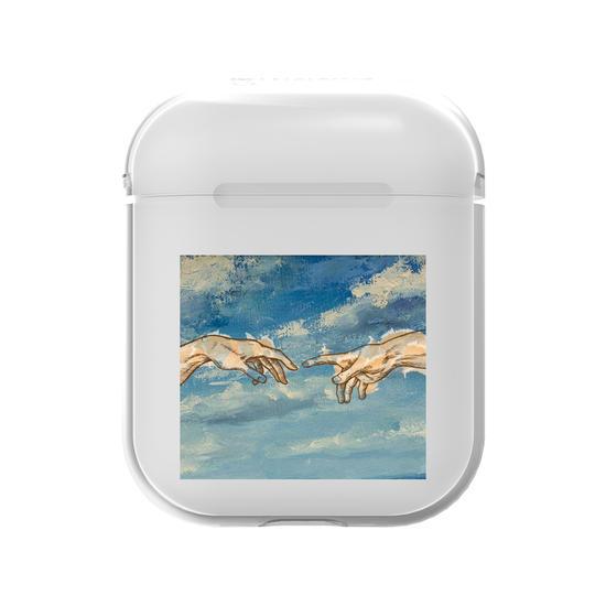 Airpods Case - Michelangelo