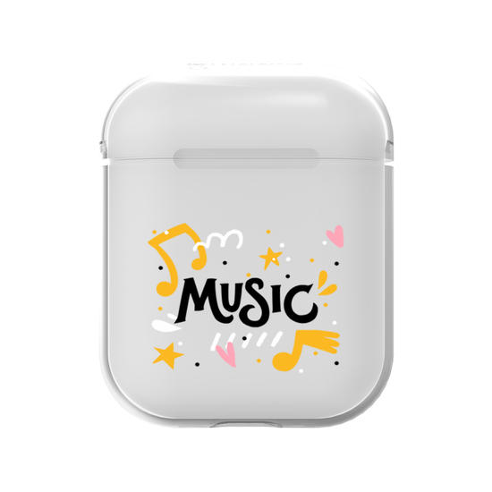 AirPods Case - My Music