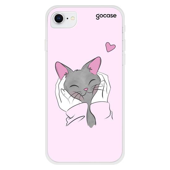 Capinha para celular Amor de Pet - Gatinho